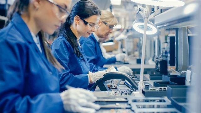 工場で働きたい!現場での仕事の内容を選ぼう!